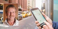 Uber schuldet Taxler 2865 Euro, zahlt nicht