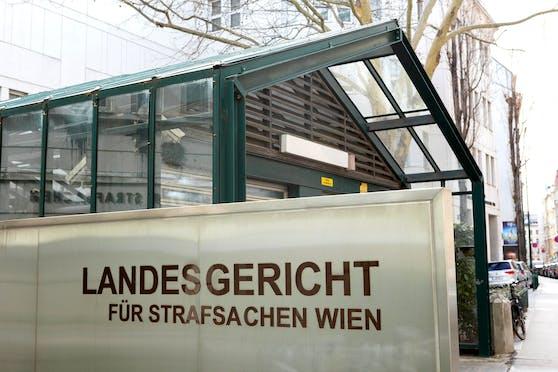 Der Täter wurde am Wiener Landesgericht verurteilt.