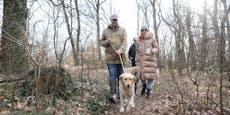 Hunde Jacky und Mimi beim Gassigehen in Wien vergiftet