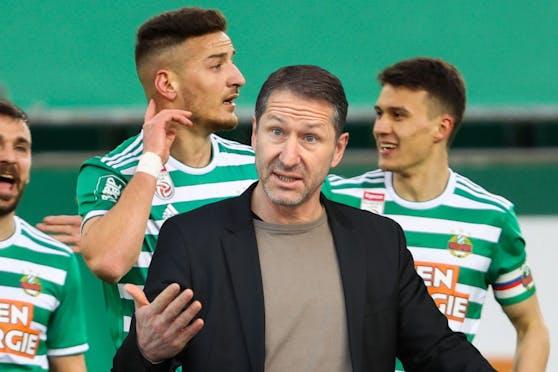 ÖFB-Teamchef Franco Foda berief erstmals Ercan Kara ins Team ein.
