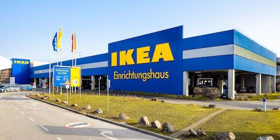 Ikea bleibt während des Umbaus offen.