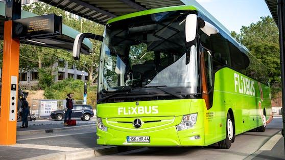 Ein Flixbus in Deutschland (Symbolbild)