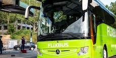 Infizierter reiste mit Flixbus auf Balkan-Route ein