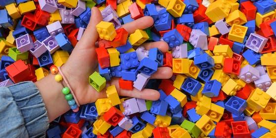 Chinesische Hersteller machen Lego den Markt streitig. So gibt es in China zahlreiche Billig-Nachahmer.