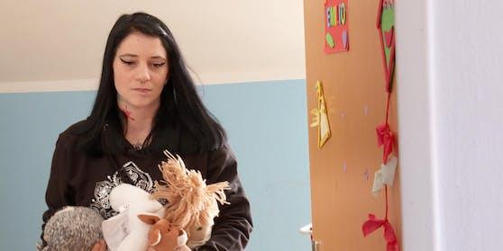 Vanessa versucht, ihr Leben wieder in den Griff zu bekommen. Die Teenie-Mama litt unter schweren Depressionen und rutschte in die Drogenhölle.