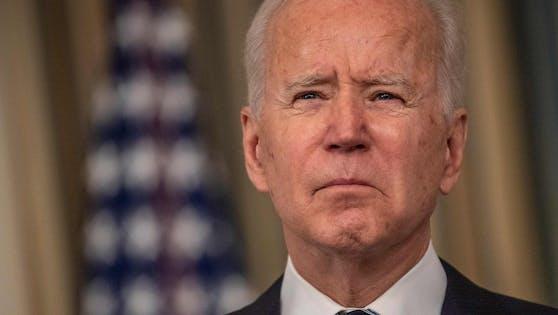 Joe Biden setzt sich fürs Impfen ein.