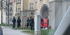 Wiener stirbt nach Wohnungsbrand in Floridsdorf