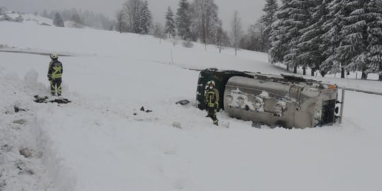 Verkehrsunfall in Sulzberg