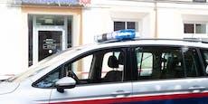 Pistolen-Mann überfiel Bank in Linzer City