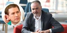 """Sebastian Kurz ist der Florian Silbereisen der Politik"""