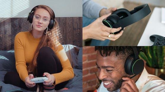 Das neue Xbox Wireless Headset ist ab sofort erhältlich.