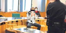 Patient stach Pfleger in Wien in den Hals