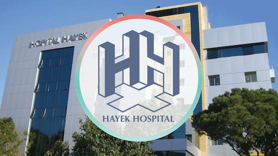 Das Hayek Hospital in Beirut (Libanon) setzt seit 01. März ausschließlich auf pflanzenbasierte Nahrung.