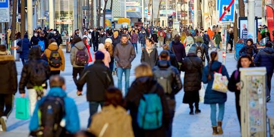Wien hat eine 7-Tages-Inzidenz von 270,0.