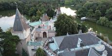 Schlosspark Laxenburg startet Ende März in die Saison