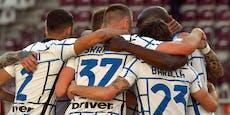 Trainingsverbot für Tabellenführer Inter Mailand