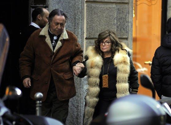 Patrizia Reggiani (72) wurde nach 17 Jahren Gefängnis unter Auflagen wieder entlassen.