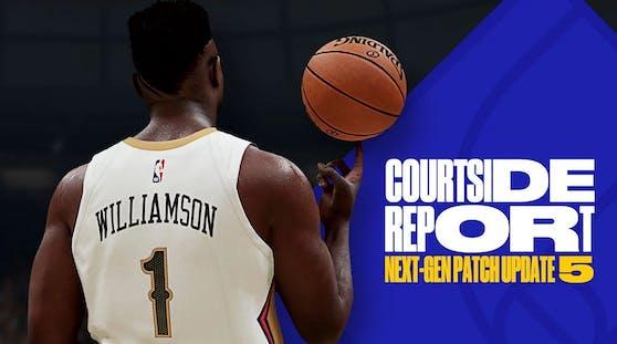 Neues zu NBA 2K21 - Mein-Team!