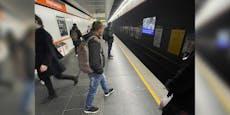 U3-Station in der Wiener City evakuiert