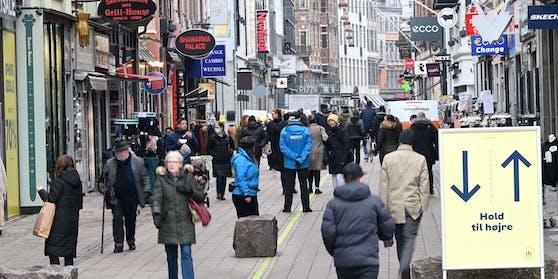 Dänemark führt Ausländerquote für Viertel ein.