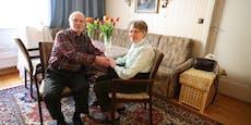 Kein Impf-Termin per Telefon für Wiener Seniorenpaar