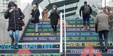 Wien schnalzt über 300! Höchste Inzidenz Österreichs
