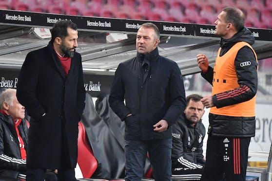 Verlässt Hansi Flick die Bayern?