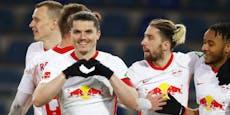 1:0! Sabitzer schießt Leipzig zurück auf Siegerstraße