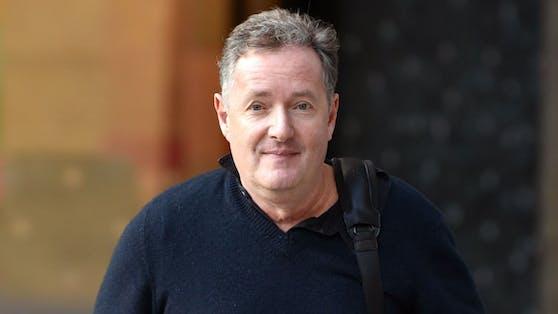 Piers Morgan verließ nach einer Beschwerde-Flut den Sender ITV. Davor teilte er heftig gegen Herzogin Meghan und ihr TV-Interview aus.
