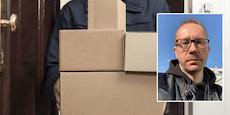Verschwundenes Paket taucht in Auto des DPD-Boten auf
