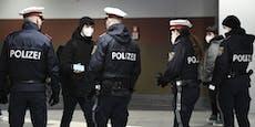 So scharf kontrolliert die Polizei im Oster-Lockdown