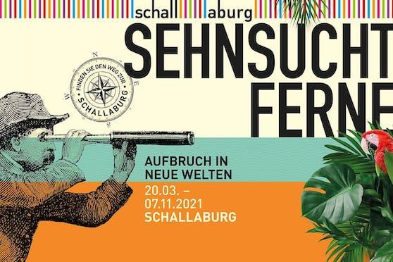 Das Sujet zur diesjährigen Ausstellung.