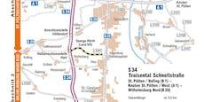 Etappensieg für Asfinag bei Plan für S 34