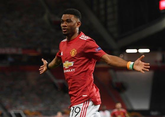 Manchester United schließt einen neuen Sponsoren-Deal ab.