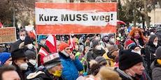 """Die """"Mutter aller Demos"""" rollt heute auf Wien zu"""