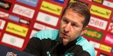 ÖFB-Coach Foda behält 43-Mann-Kader für Quali-Triple