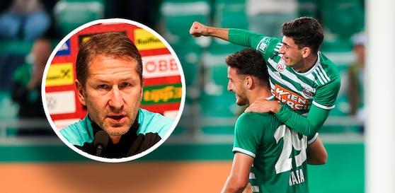 Franco Foda berief Yusuf Demir und Ercan Kara in den ÖFB-Kader ein.
