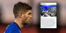 Like für Erschießungs-Posting: Eklat um Chelsea-Star
