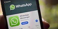 Diese Nutzer haben bald kein WhatsApp mehr