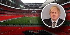 Johnson-Plan: Steigen alle EM-Spiele in Großbritannien?