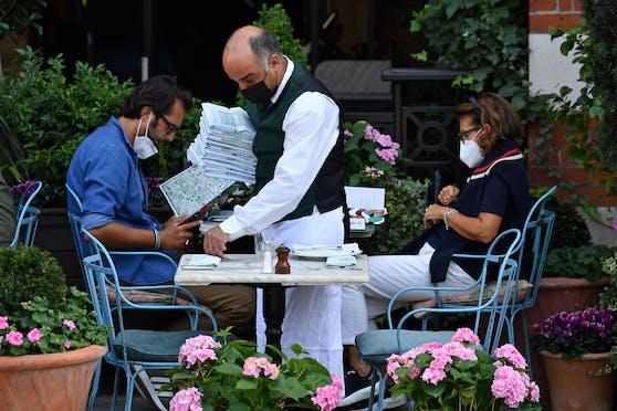 In Vorarlberg darf die Gastro öffnen. Erwartet wird, dass das die Coronazahlen steigen lässt.