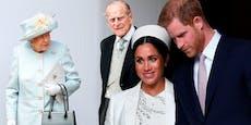 Wegen Philip: Queen will Absage von Skandal-Interview