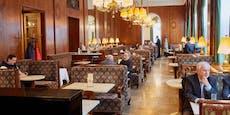 So will Wien Kaffeehauskultur am Leben halten