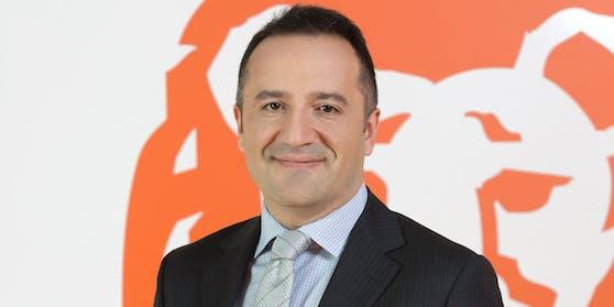 ING-Österreich CEO Barbaros Uygun