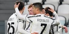Juventus bleibt mit 3:0-Sieg im Meisterrennen