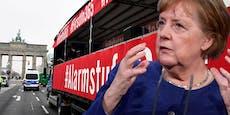 Angela Merkel will Lockdown bis zu den Osterferien
