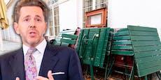 WKÖ-Boss Mahrer enttäuscht über längere Lokalsperre
