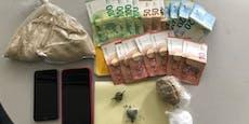 Polizei nimmt Dealer direkt an Wiener Tankstelle fest