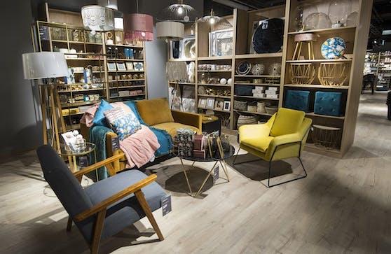 """In der SCS kommt der erste """"Maisons du Monde""""-Store."""