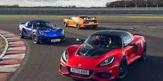 Zum Abschied: Lotus Elise und Exige als Final Edition